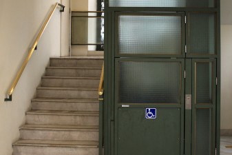 Mantenimiento del ascensor