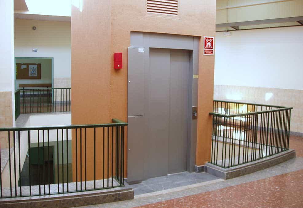 Cuándo hacer una sustitución de ascensores