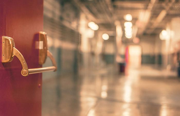 Ascensores en los hospitales