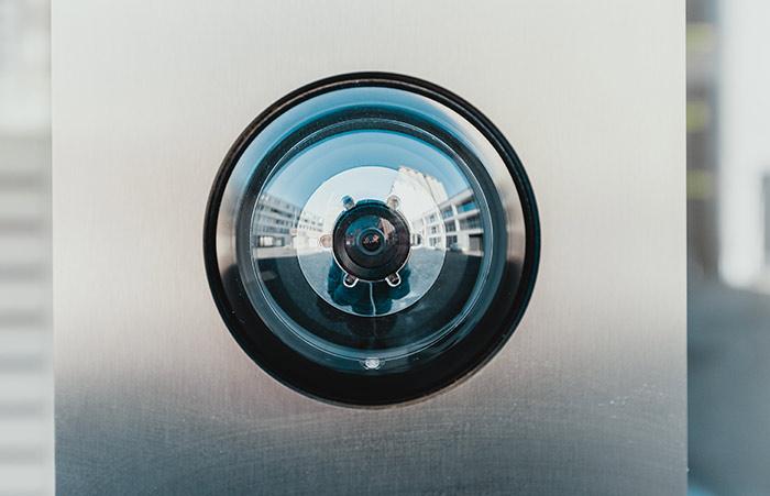 Cámaras de seguridad en ascensores