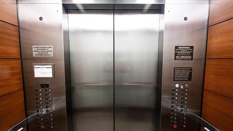 Como ahorrar energía en el ascensor